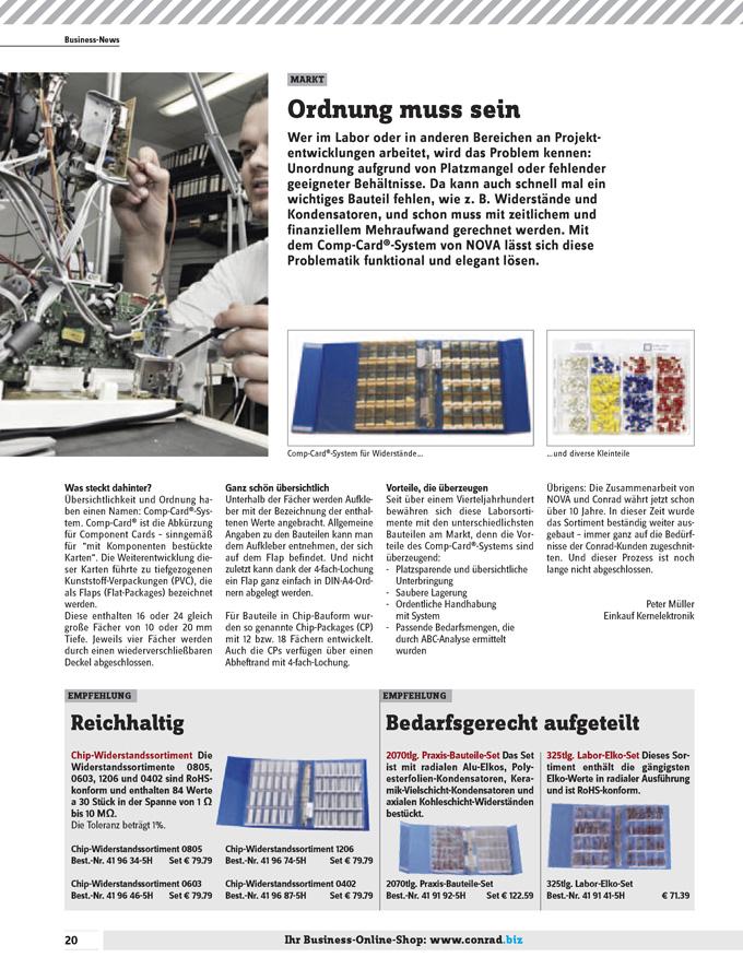 September 2009 - CONRAD Business-News