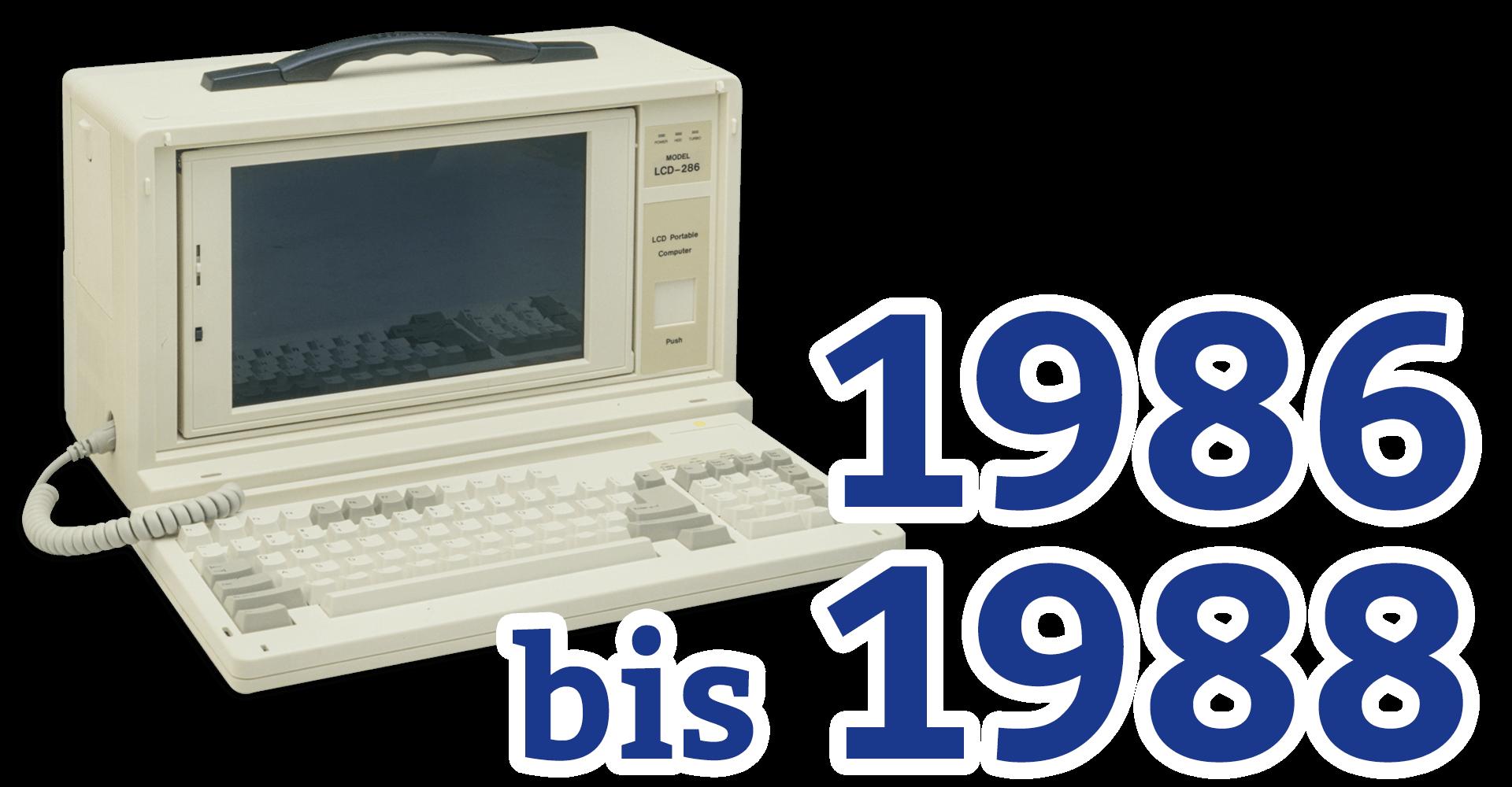 NOVA Elektronik 1986-1988