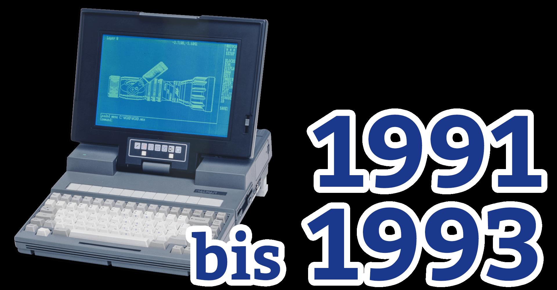 NOVA Elektronik 1991 - 1993