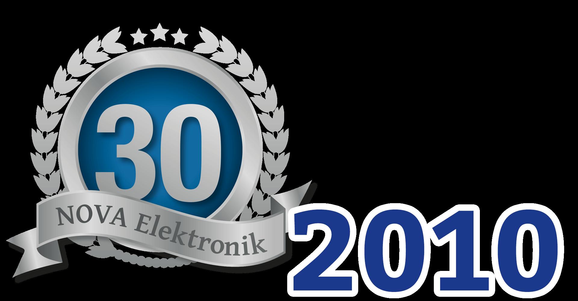 NOVA Elektronik 2010