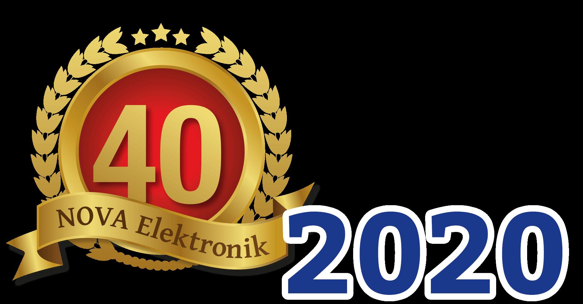 NOVA Elektronik 2020